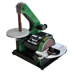 Rikon 1in x 30 in Belt - 5 in Disc Sander 191051