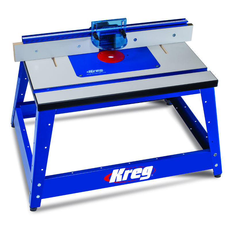 Kreg precision benchtop router table - Kreg router table accessories ...