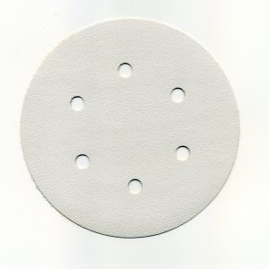 6 Hole Hook and Loop Sanding Discs