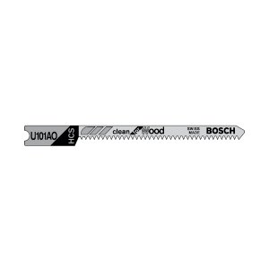 Bosch U101AO Jigsaw Blades, Pack of 5