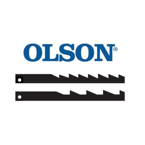 Olson Pin End Scrollsaw Blades - Pack of 12