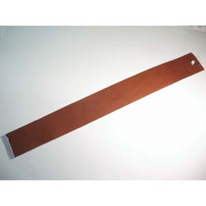 Leather Strop Belt Style 116414