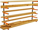Portamate 6-Shelf Lumber Rack 301055