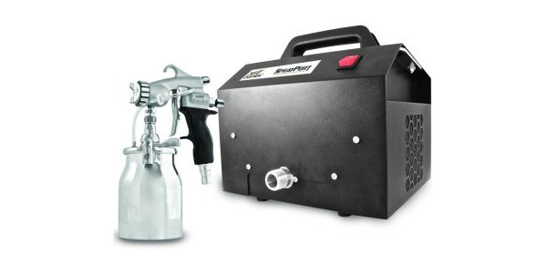 Earlex 3-Stage HVLP SprayPort with Pro-8 Spray Gun
