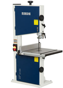 Rikon 10 inch Bandsaw 10-305 with FREE Wood Slicer