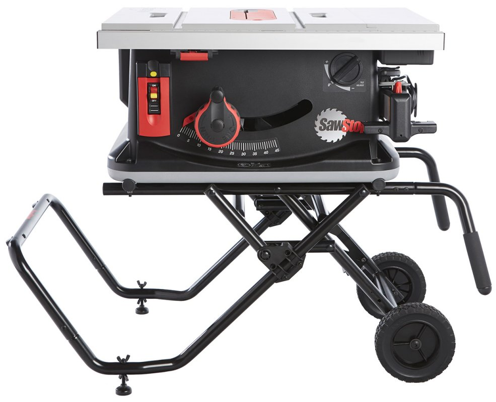 Sawstop Jobsite Table Saw 10 Inch Portable Tablesaw