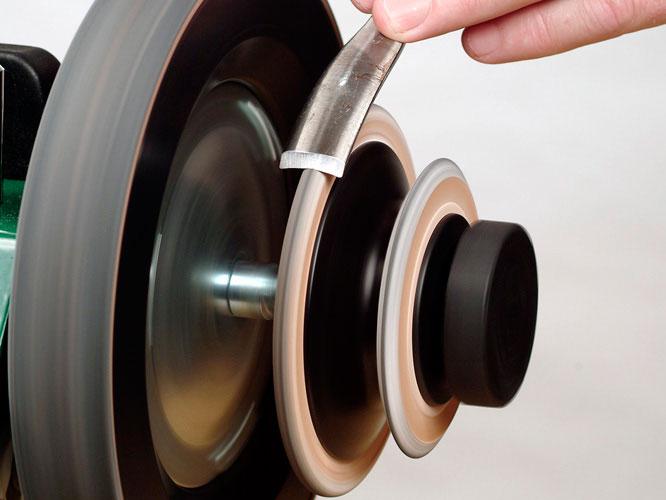 Rust Prevention Spray >> Tormek LA120 Profile Strop | Profile Strop Wheel