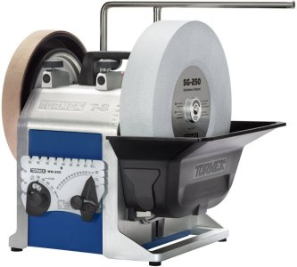 Tormek T-8 Sharpening System with FREE Rotating Base