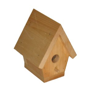 Swiss Birdhouse Kit 178062