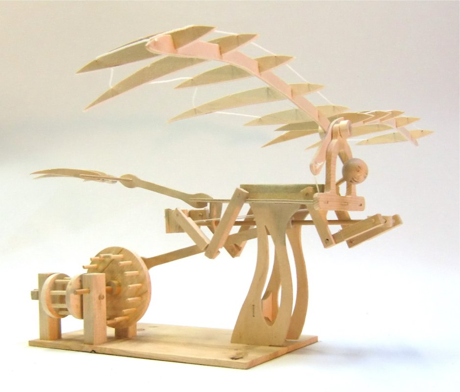 Da Vinci S Anemometer Design Kit