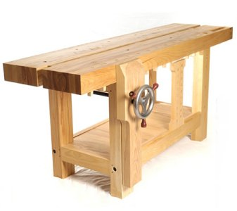 Benchcrafted Split Top Roubo Bench Maker's Package