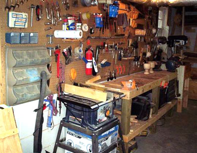 Workshop Ideas For Woodworking