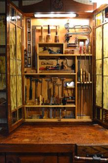 Tool Storage Gallery