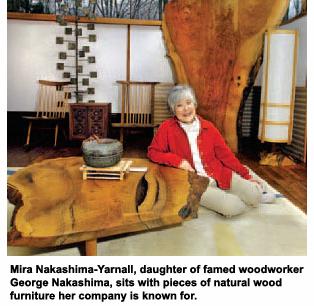 Mira Nakashima-Yarnall