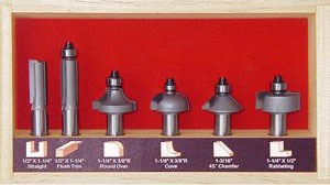 router bits for woodworking