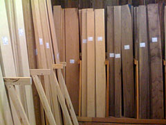 Quantity Discounts on Hardwood Lumber