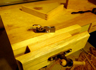 Lie-Nielsen shoulder plane