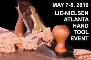 Lie-Nielsen Hand Tool Event
