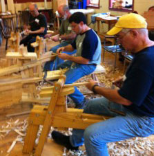 Windsor Chair class
