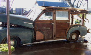 1948 Chevy Woody