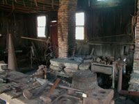 Foard Blacksmith Shop