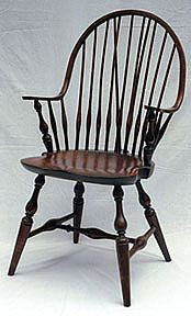 Nutting Windsor Chair, Winterthur Museum