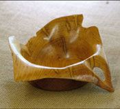 Carved Bowl, by Iain Tyndal