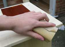 Good Sanding Habits by Alan Noel