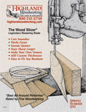 Highland Woodworking New Spring Catalog