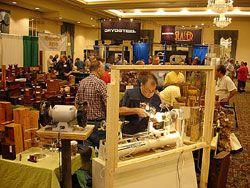 Woodturners Symposium Vendors