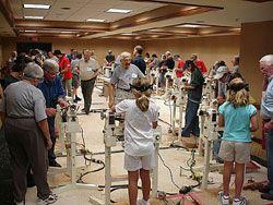 American Association of Woodturners Symposium Youth Turning