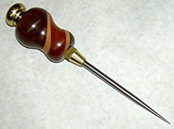 Scratch Awl Turning Contest Entry