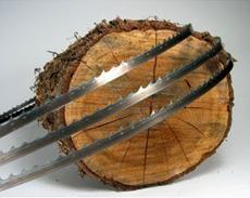 Woodturner's 3/8 inch Bandsaw Blade