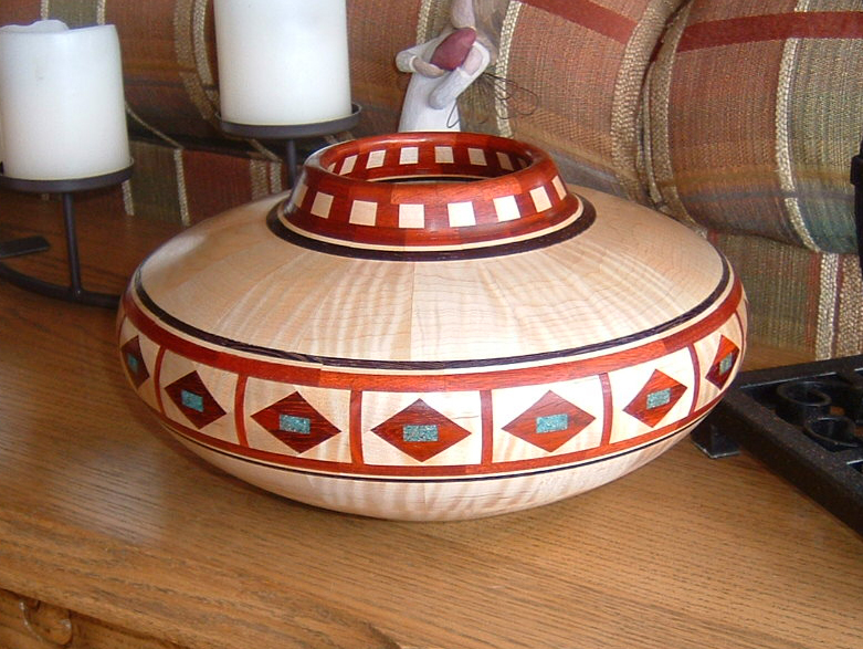 Woodturning Projects | Paul Bucca