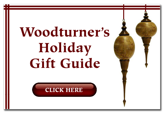 woodturner's gift guide