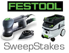 Festool Sander Contest