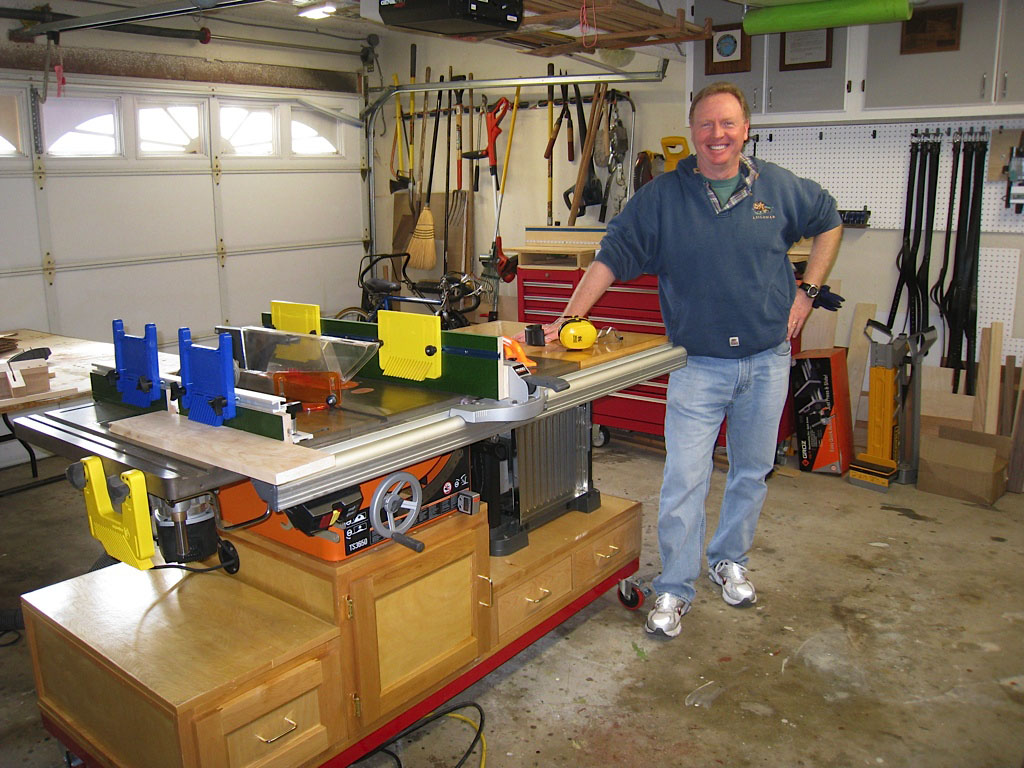 This Table Saw Planer