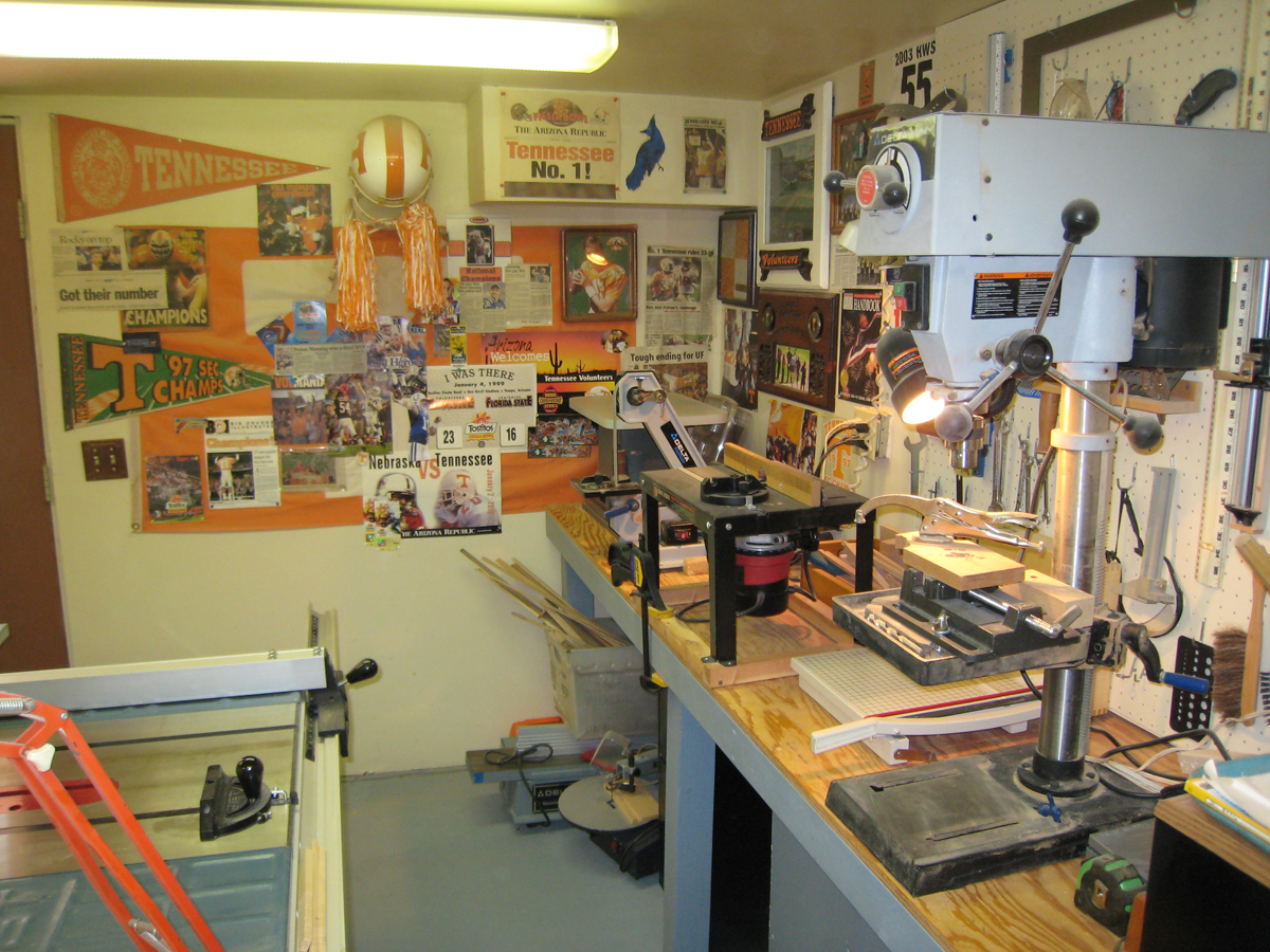 Luxury Workshop Organization