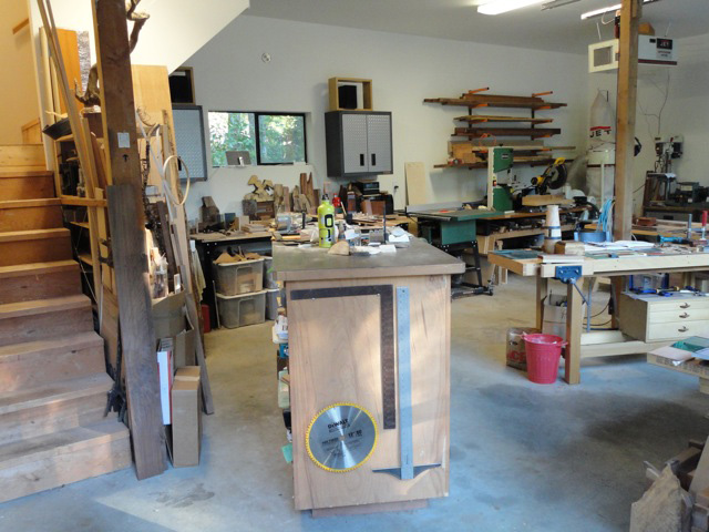 Woodworking Workshop Matthew X Curry