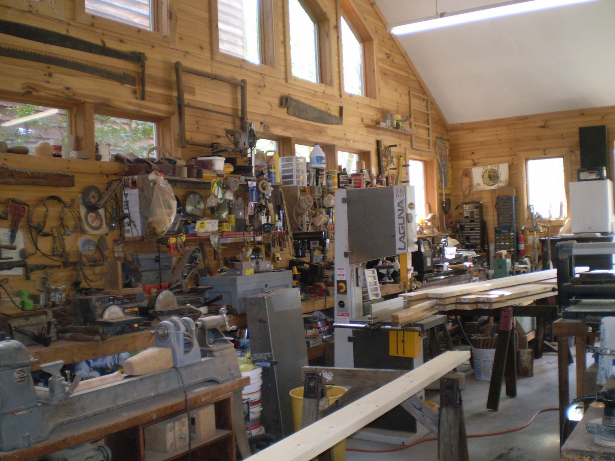 Woodworking Workshop | Terrapin Workshop
