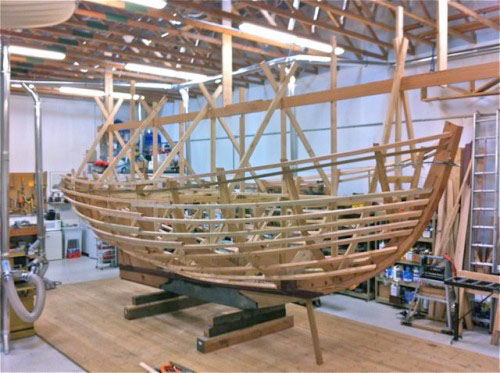 Woodworking Workshop | Boat Building Workshop