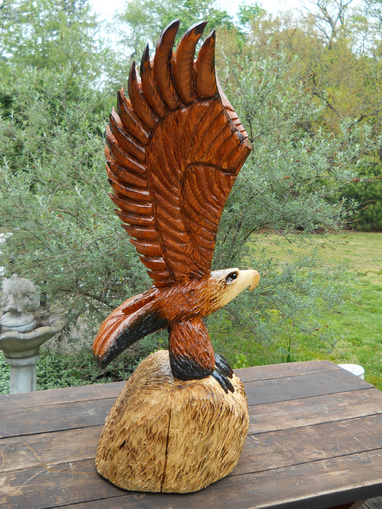 Carving projects bill cosentini
