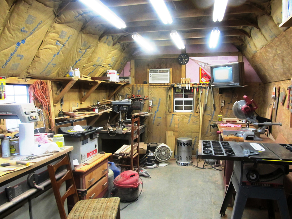 Woodworking Shop Stories Steve Mcclintic