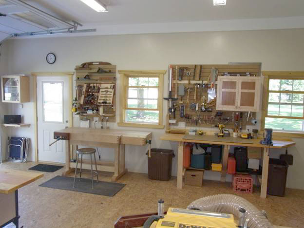 Expert to Beginner: Make woodworking shop layout