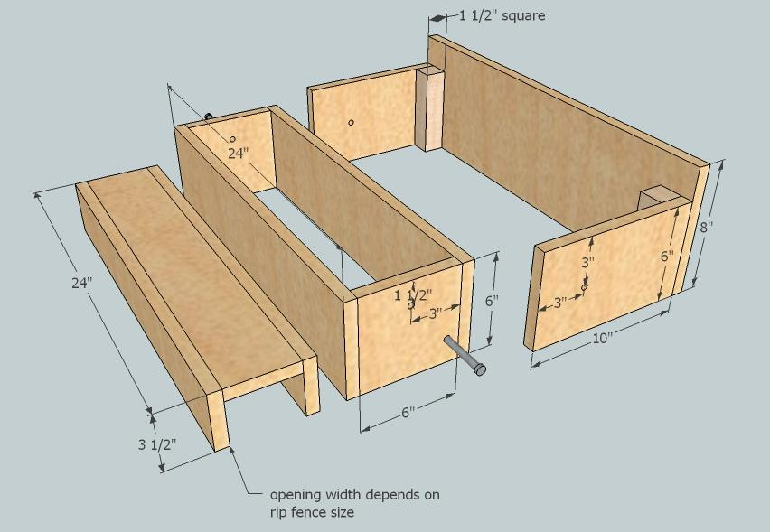 mortise and tenon jig for table saw. so, how does the jig work in practice? here is a picture of furniture part ready to be cut. could chair rail just below seat where mortise and tenon for table saw