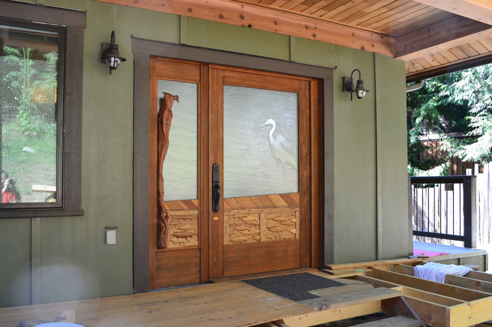The Art Of Carved Doors Arnim Rodeck