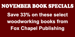 Fox Chapel Books Banner