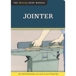 Jointer - Missing Shop Manual