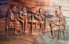 Woodcarving Projects