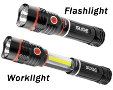 Slyde Flashlight and Worklight